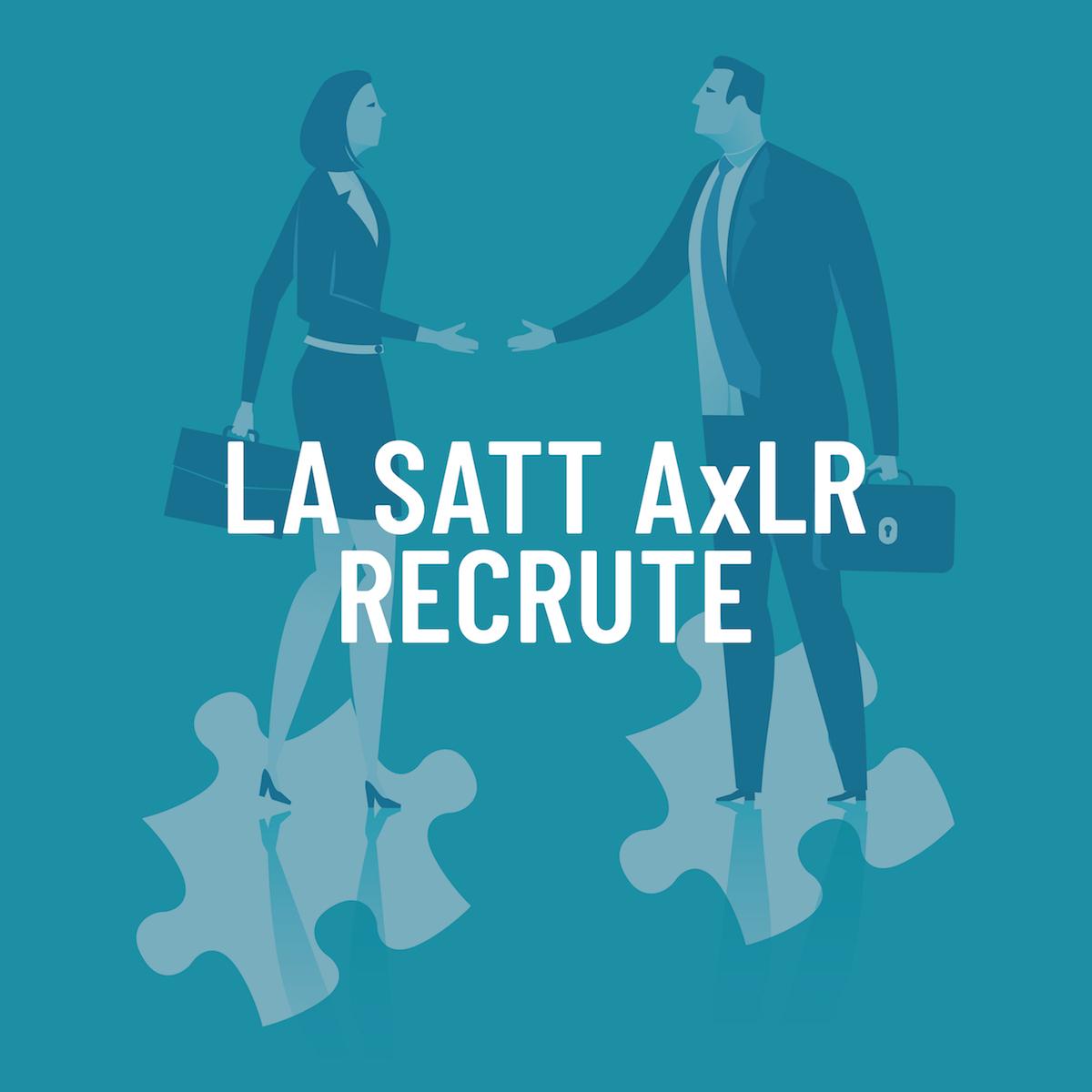 Travailler avec AxLR