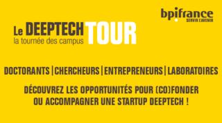Chercheur, doctorants, laboratoires, le Deep tech Tour arrive à Montpellier